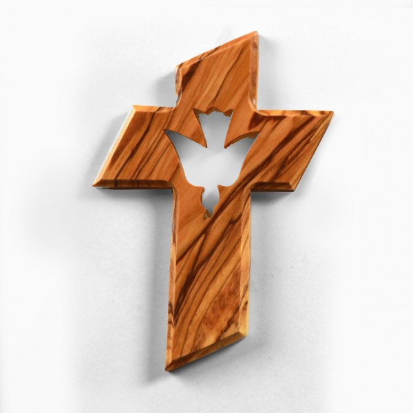 Kreuz mit dem Heiligen Geist 13 cm