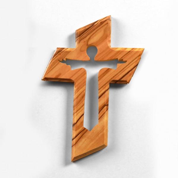 Kreuz mit dem Auferstandenen Jesus 13 cm