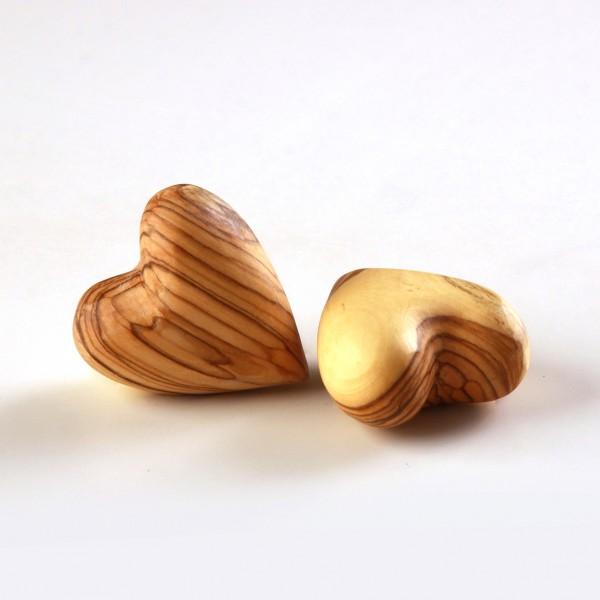 Herz als Handschmeichler